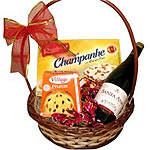 Incomparable Brazilian Hero Gift Basket for Christmas
