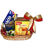 Heavenly Gift Basket to Celebrate the Birth of Jesus